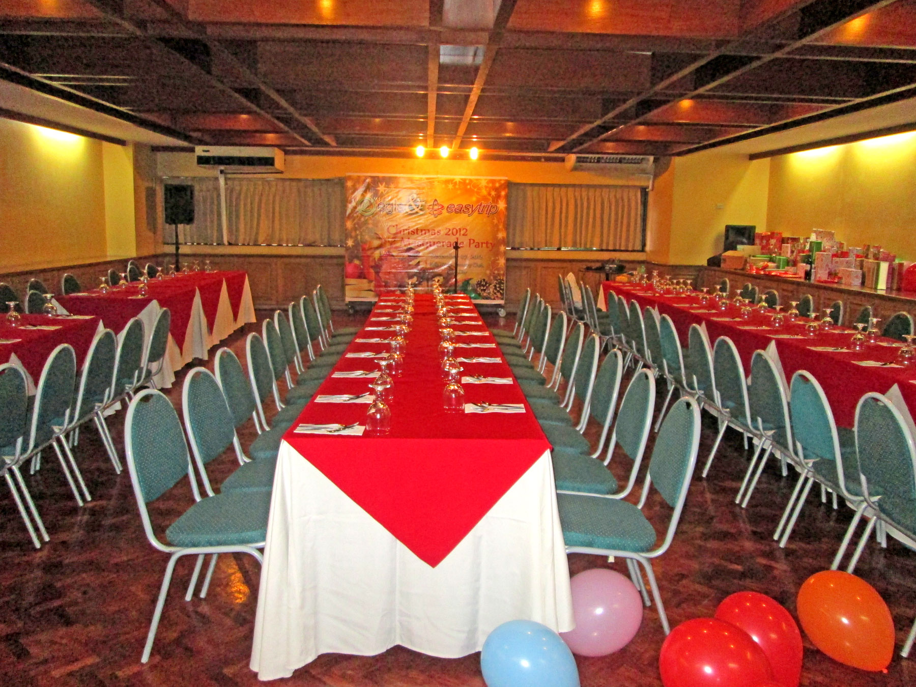 Angono Function Room Valle Verde Country Club