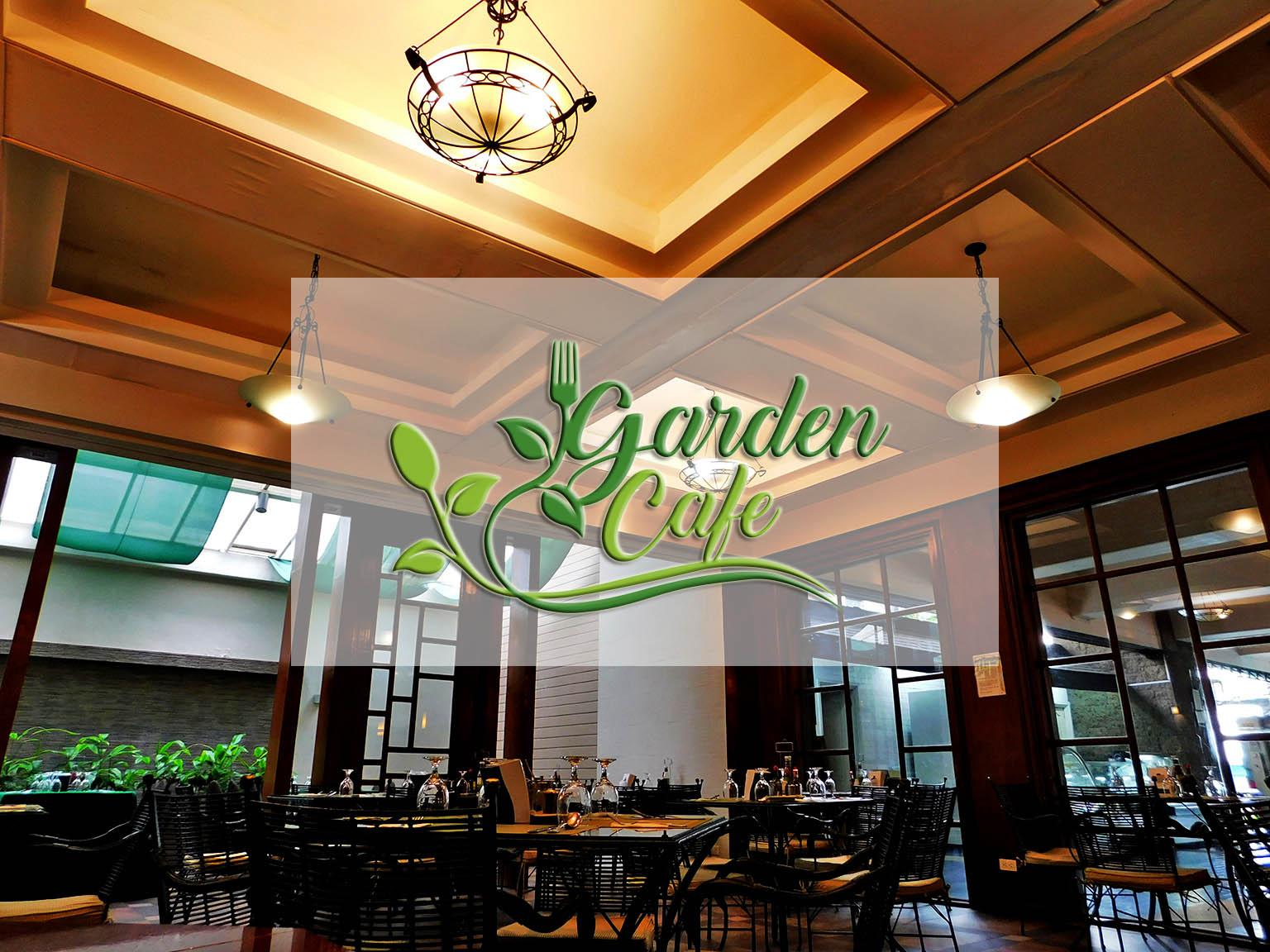GARDEN CAFÉ 1