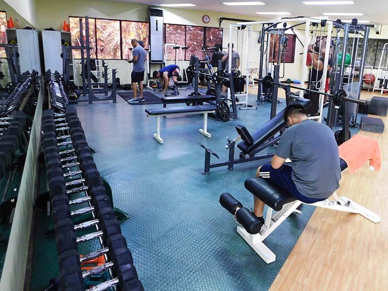 Fitness Gym 1