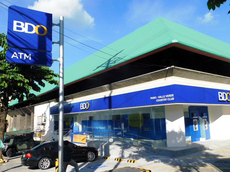 New Banco De Oro Branch 3