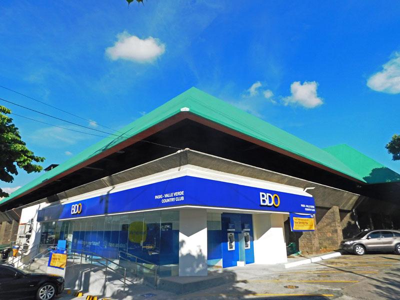 New Banco De Oro Branch 1