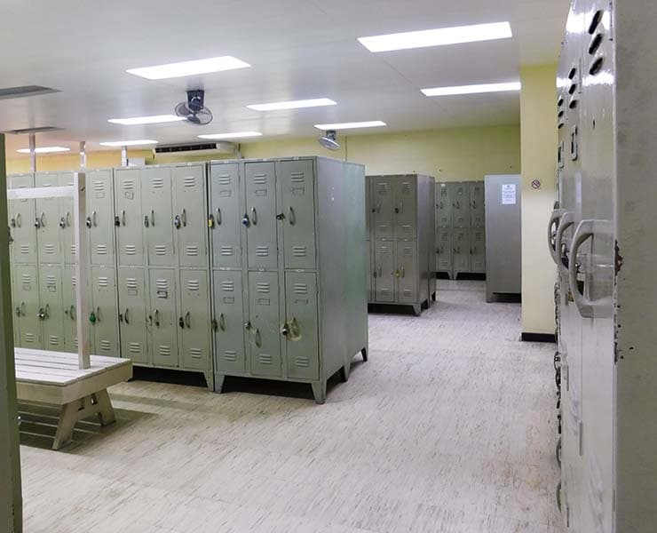 Locker Facilities 2