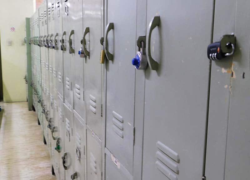 Locker Facilities 5