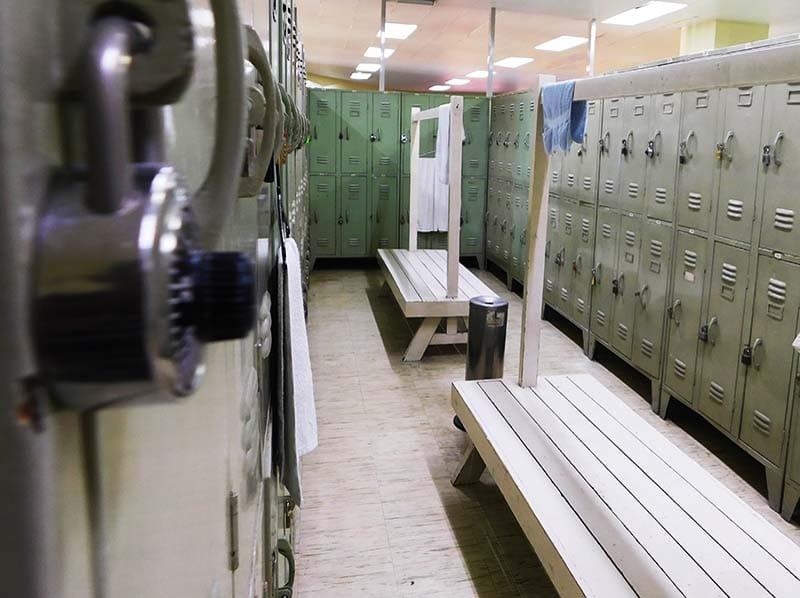Locker Facilities 6