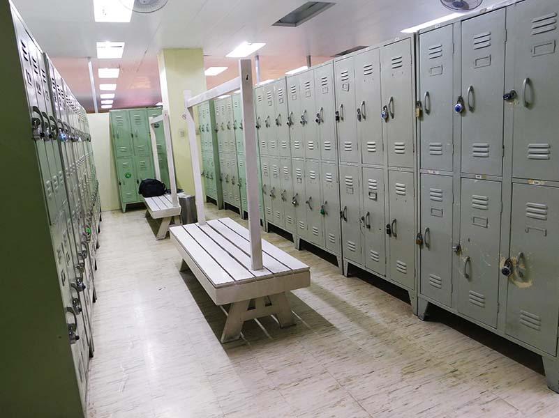 Locker Facilities 3