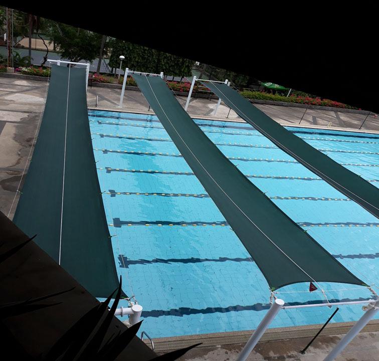 New Pool Shade Installation 4
