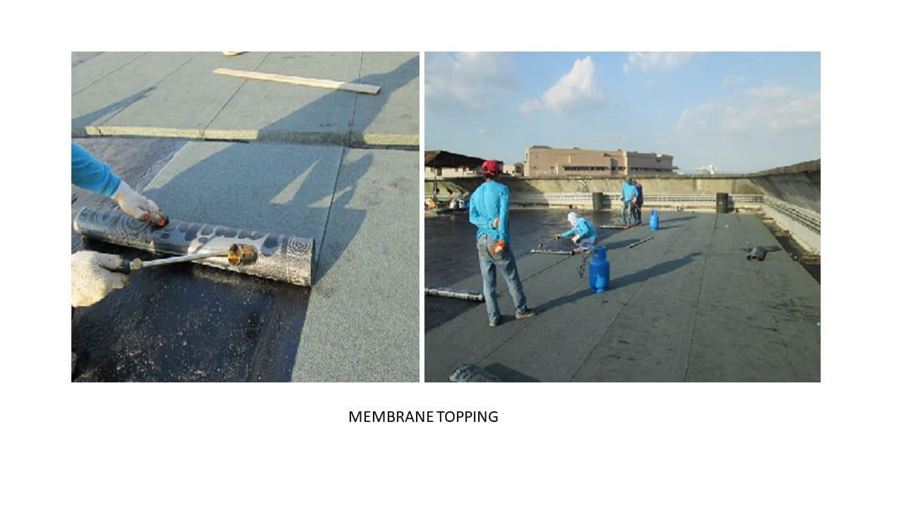 Waterproofing Project 11