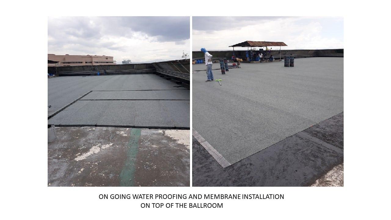 Waterproofing Project 12