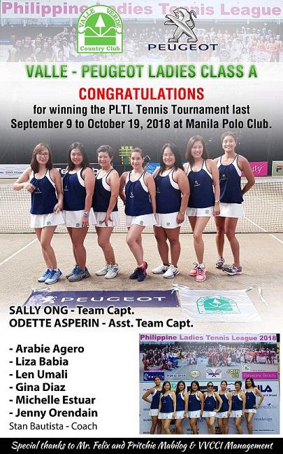 Womens' Tennis 1