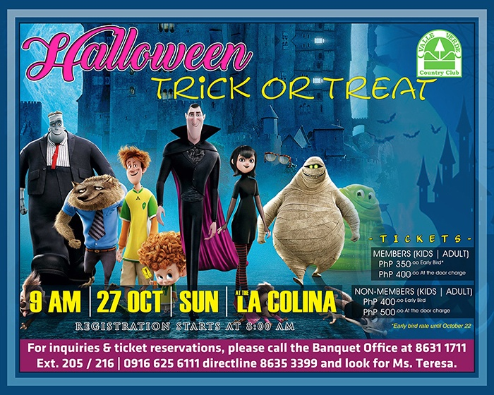 VVCC HALLOWEEN TRICK OR TREAT YR 2019 9